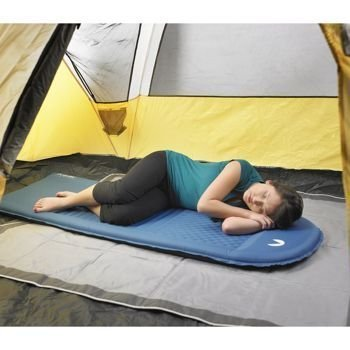 Lightspeed Self-inflating Sleep Pad (blue)