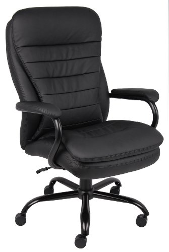 boss-office-products-b991-cp-heavy-duty-double-plush-leatherplus-chair-with-350lbs-weight-capacity-i