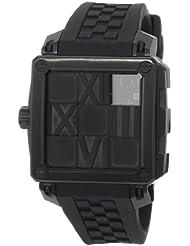 Ritmo Mundo Women's 511/2 Black Puzzle Slide Case Automatic Watch
