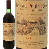 シャトー・プティ・フィジャック [1966] /赤ワイン/750ML/フランス/ボルドー