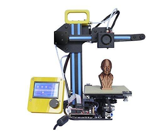 YKS CR-7 Mini Desktop 3D Printer, Metal Frame Structure, DIY High Accuracy CNC