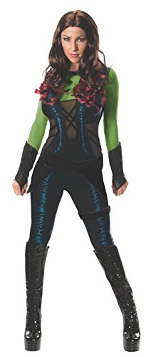 Rubie's Women's Marvel Universe Guardians Of The Galaxy Gamora