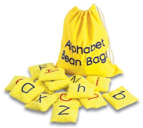 Kinesthetically Reinforces Early Literacy Lessons In Tossing Games - Educational Insights Alphabet Bean Bags