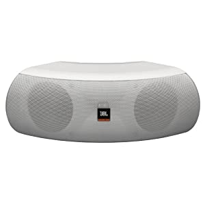 JBL Control Now Bookshelf/Wall Mount Outdoor Speaker (White)