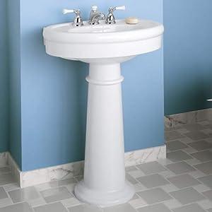 American standard 0283 800 020 standard collection pedestal sink - American Standard 0283 800 020 Standard Collection