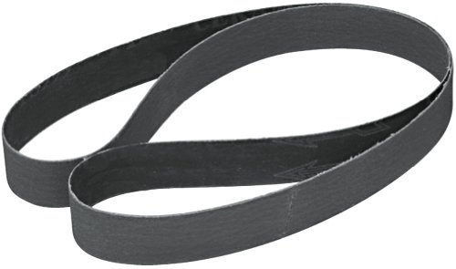 A&H Abrasives 801541, Sanding Belts, Silicon Carbide, (y-weight), 1x30 Silicon Carbide 600 Grit Sander Belt