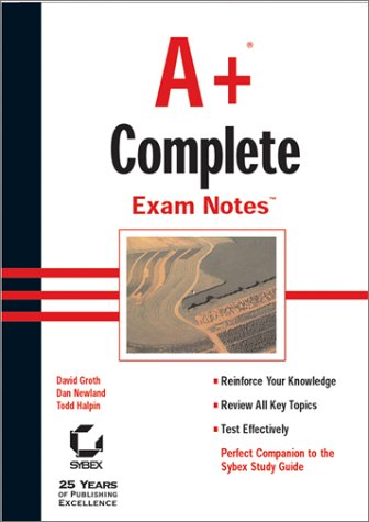 A+ Complete Exam Notes