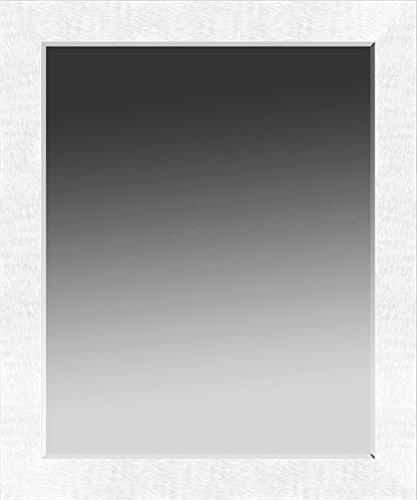 Printfinders contemporary beveled wall mirror 36 x 30 for Mirror 84 x 36