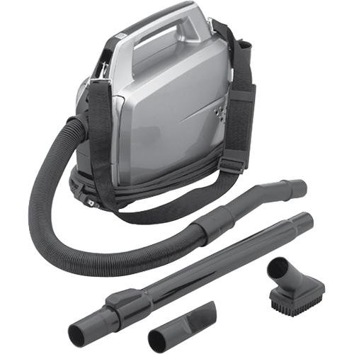 Review Hoover Platinum Collection Portable Canister Vacuum ...