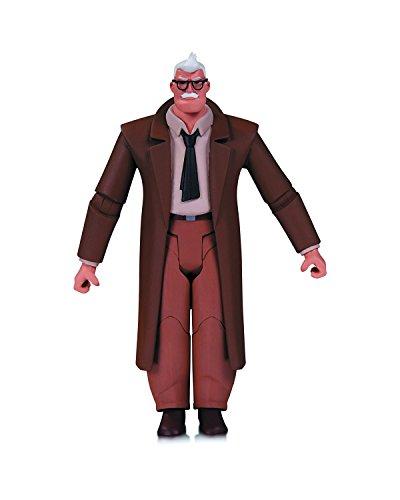 "Batman SEP150335 ""Animated Series Commissioner Gordon"" Action Figure"