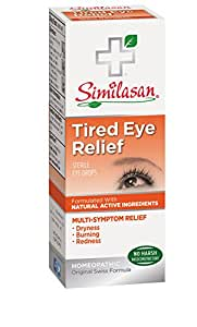 Similasan Eye Drops Tired Relief .33 oz