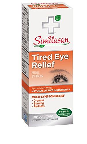 Similasan Fatigué Dégagement oculaire, 0,33