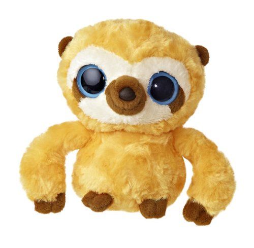 "Aurora World World YooHoo 5"" Plush, Speedee Sloth - 1"