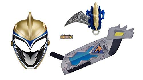 Power Rangers Dino Super Charge - Ranger Hero Set, Gold (Golden Power Ranger compare prices)