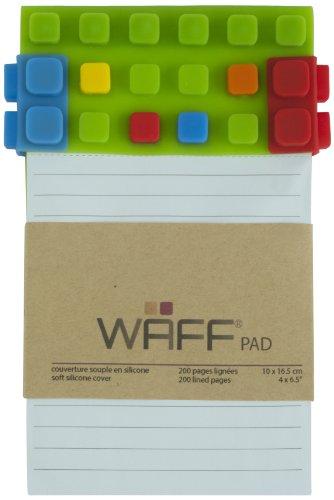 WAFF Pad, Medium, Green - 1