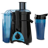 Oster Juice & Blend 2 Go Compact Juice Extractor and Personal Blender