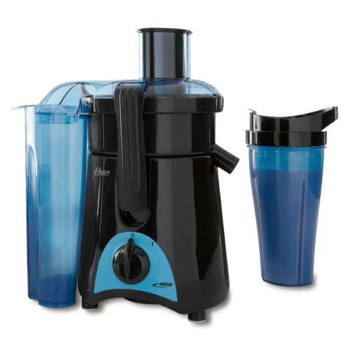 Oster Juice And Blend 2 Go Fpstje3166-022 Juice Extractor And Personal Blender