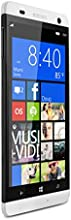 BLU Win HD 5-Inch Windows Phone 8.1, 8MP Camera Unlocked Cell Phones - White