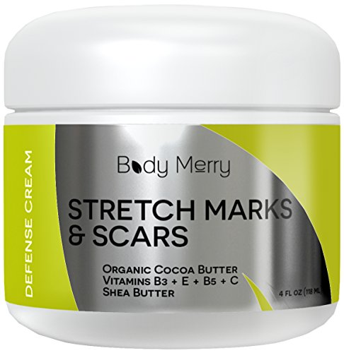 Best body lotion for scars