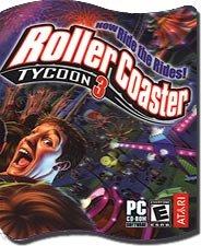 Atari-Rollercoaster Tycoon 3