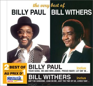 Billy Paul - The Very Best of Billy Paul & Bill Withers - Zortam Music