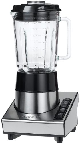 Cuisinart SB-5600 Supreme Super 600 60-Ounce 6-Speed Stainless Steel Blender with Glass Jar