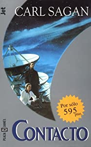Contacto Contact (Spanish Edition) by Carl Sagan