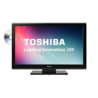 Toshiba 26DL933B 26-inch Widescreen HD Ready LED TV with Freeview and Built-in DVD Player