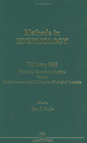 Microbial Growth In Biofilms, Part A: Developmental And Molecular Biological Aspects, Volume 336 (Methods In Enzymology)