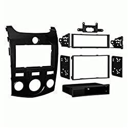 See Metra 99-7338HG Kia Forte 2010-Up Installation Dash Kit for Double DIN/ISO Radios Details