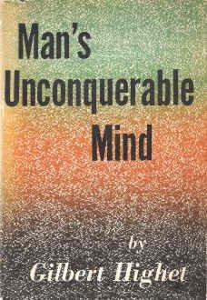 Man's Unconquerable Mind