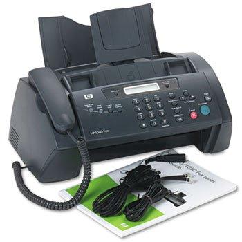 hp 1040 fax machine