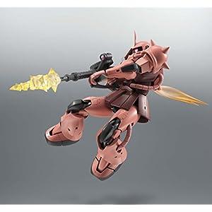 ROBOT魂 機動戦士ガンダム MS-06S シャア専用ザク ver. A.N.I.M.E. 約125mm ABS&PVC製 塗装済み可動フィギュア