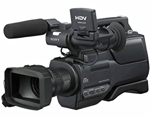 Sony HVR-HD1000 Professional HDV Camcorder