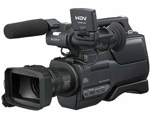 Sony HVR-HD1000U MiniDV 1080i High Definition Camcorder with 10x Optical Zoom