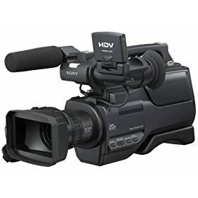Sony HVR-HD1000U MiniDV 1080i High Definition Camcorder with 10x Optical Zoom