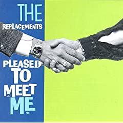 Pleased To Meet Me album cover