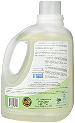 Earth Friendly Products Baby Ecos Free and Clear Disney, 170 Ounce