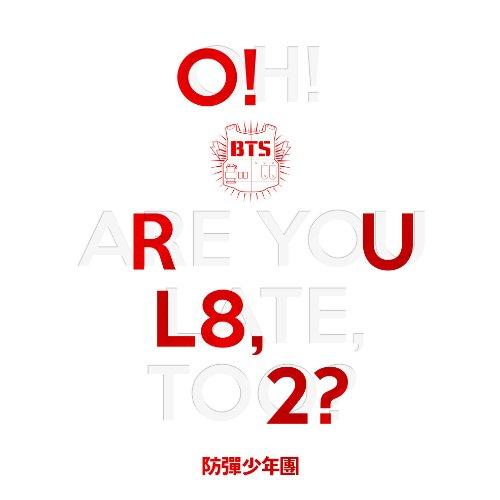 BTS(防弾少年団) 1st ミニアルバム - O!RUL8,2?(韓国盤)をAmazonでチェック!