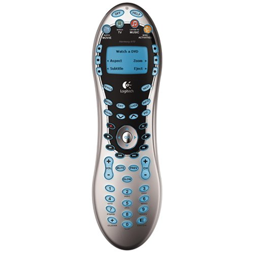 Logitech Harmony 670 Universal Remote