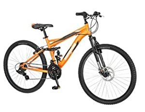 26 Mongoose Ledge 2.2 Mens Mountain Bike by Mongoose