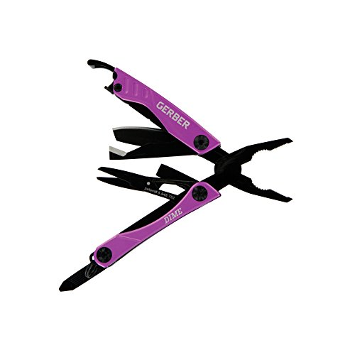Gerber Dime Multi-Tool, Purple [31-002937]