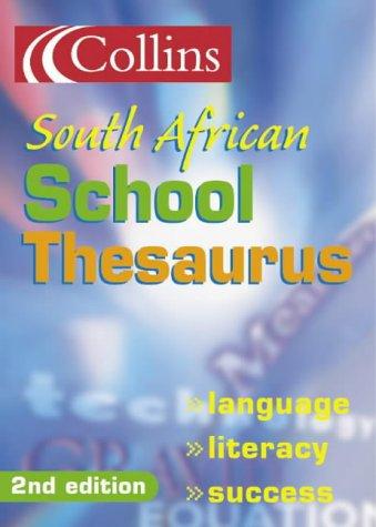 Collins School - Collins New School Thesaurus