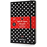 Moleskine Minnie Mouse Limited Edition Hard Ruled Large Notebook (2014)