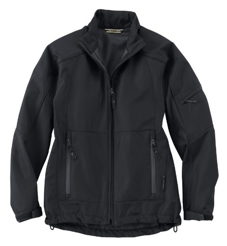 Buy Low Price Ladies' Performance Mid Length Soft Shell Coat, a Womens Coat at Affordable Price