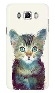 Dreambolic Cat Aware Mobile Back Cover