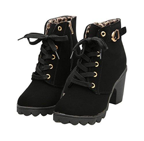 feitong-de-las-mujeres-tacon-alto-tobillo-botas-senoras-hebilla-plataforma-zapatos-37-negro