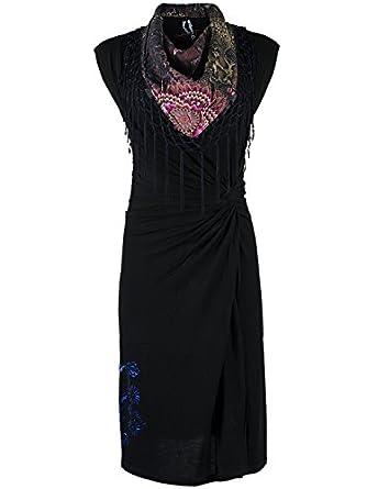 desigual femme robe flor nouvelle collection v tements et accessoires. Black Bedroom Furniture Sets. Home Design Ideas