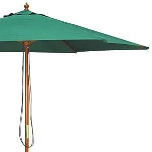 Solmar Green Market Umbrella Patio Umbrellas Patio Lawn Garden