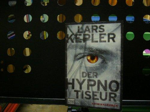 Buchseite und Rezensionen zu 'Der Hypnotiseur' von Lars Kepler